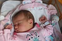 Barbora Venzhöferová, Holubice - Kozinec. Narodila se 6. 8. 2019, po porodu vážila 3830 g a měřila 51 cm. Rodiči jsou Jan a Michaela Venzhöferovi.