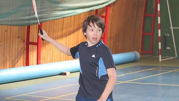Badminton Kralupy: turnaj 16. března 2013.