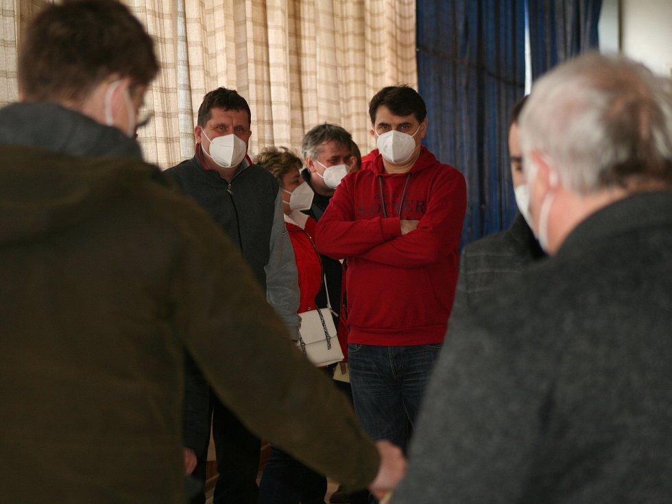 Volební valná hromada OFS Mělník