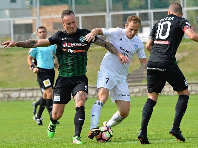 Mladá Boleslav v přípravném utkání porazila Příbram.