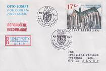 Historie pošty Kralupy nad Vltavou se začala psát v roce 1854, kdy tehdejší Vrchní poštovní správa v Praze udělila souhlas se zřízením samostatné poštovní služebny na kralupském nádraží s názvem Kralup Bahnhof.