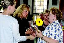 Město ocenilo dobrovolníky, kteří se angažují v sociální oblasti.