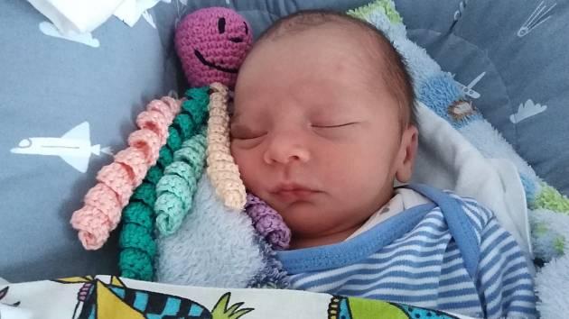 Bohuslav Hrubý se narodil 3. září 2019 v 1.45 hodin v porodnici U Apolináře v Praze rodičům Ivaně a Bohuslavovi z obce Kly na Mělnicku.