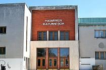 Masarykův kulturní dům v Mělníku. Ilustrační snímek
