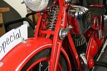 Klubová testace historických vozidel ve Mšeně