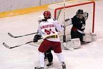 Hokejistky Slavie si první prosincový víkend ve Slaném vybojovaly účast ve finále Ligy mistrů.