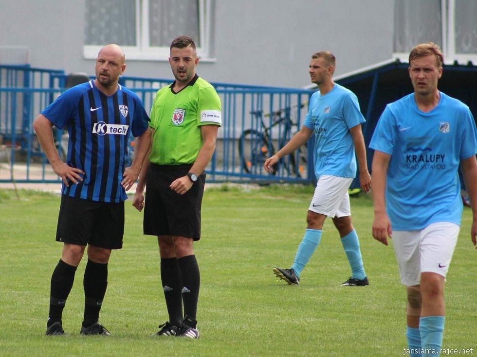 I. B třída: FK Kralupy 1901 - Slavoj Stará Boleslav (5:7)