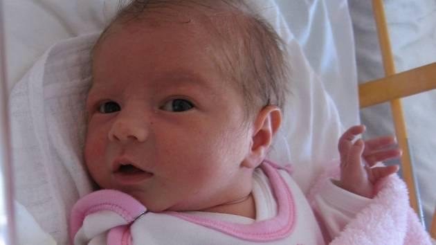 Anna Kuřecová se rodičům Veronice Harazínové a Michalu Kuřecovi  z Prahy narodila v mělnické porodnici 29. srpna 2013, vážila 3,56 kg a měřila 51 cm.