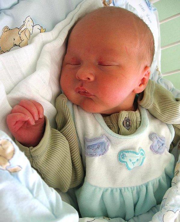 Šimon Hora se rodičům Vladaně a Josefovi z Měšic narodil 16. listopadu 2009, vážil 2,90 kg a měřil 48 cm.