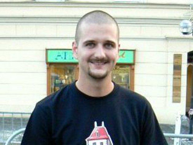 Viktor Janovský. Realitní makléř