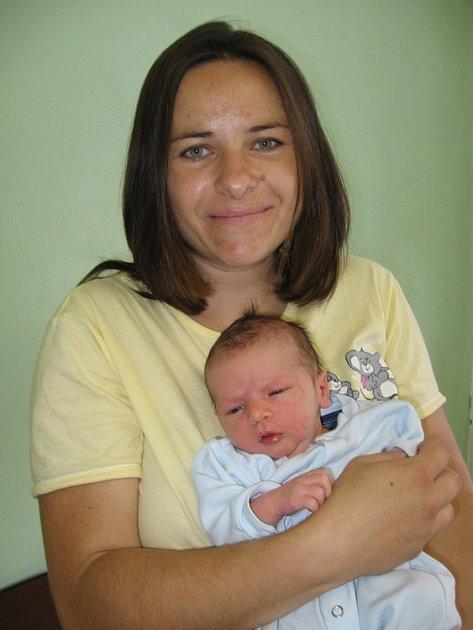 Vojtěch Korbelář se rodičům Šárce a Ladislavovi z Malého Újezda narodil 22. června 2008, vážil 3 kg  a měřil 48 cm. Na brášku se těší 3letý Ondřej.
