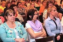 Multioborová konference pro všeobecné sestry na téma Moderní trendy v ošetřovatelství.
