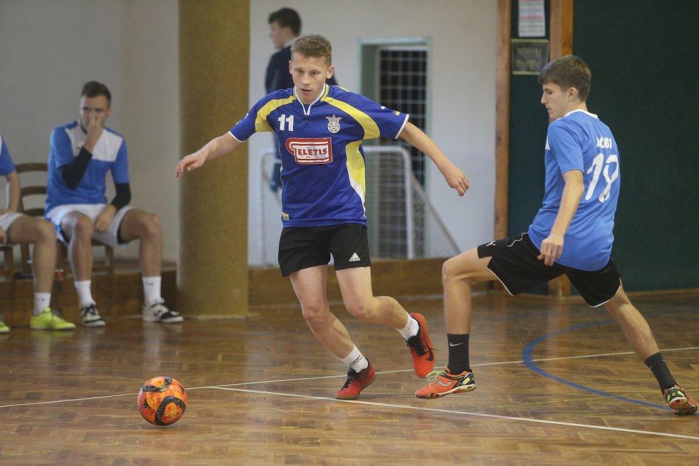 Již 9. ročník futsalového turnaje proběhl v Lužci nad Vltavou.
