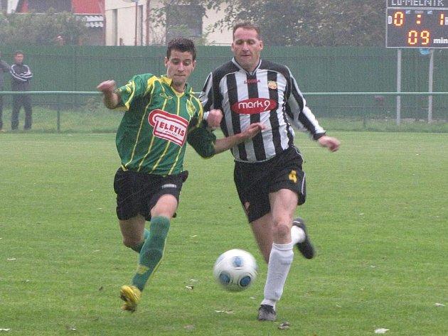 Lužec - FC Mělník