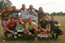 Výběr mladých fotbalistů z Bezna nahradil na nebuželském turnaji jednoho z účastníků tak kvalitně, že celý turnaj vyhrál.