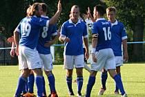 Parádní obrat! Fotbalisté Záryb porazili Mnichovo Hradiště 3:2.