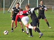 Libiš doma vyškolila Tuchlovice, vyhrála 3:0.