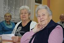 Česko zpívá koledy v Centru seniorů Mělník