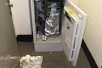 Pět let starý případ vykradení bankomatu objasněn.