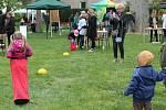 V parku na Polabí u Domova dětí a mládeže proběhla akce Sportujeme pro ILCO.
