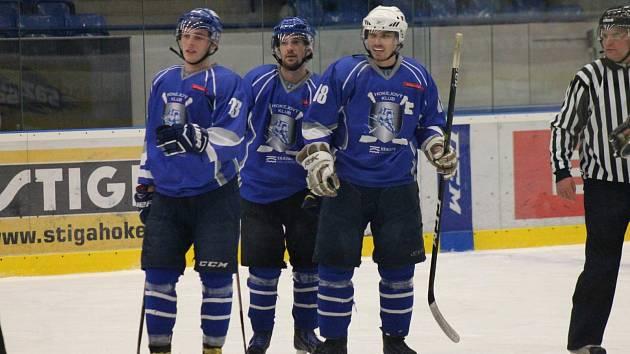 Kralupy si pohrály s Hvězdou Kladno a vyhrály 11:4.