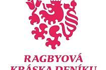 Ragbyová kráska Deníku - logo