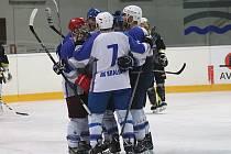 Hokejisté Kralup měli po dvou porážkách v krajské lize znovu důvod k radosti, v domácím utkání přetlačili rivala ze Slaného.