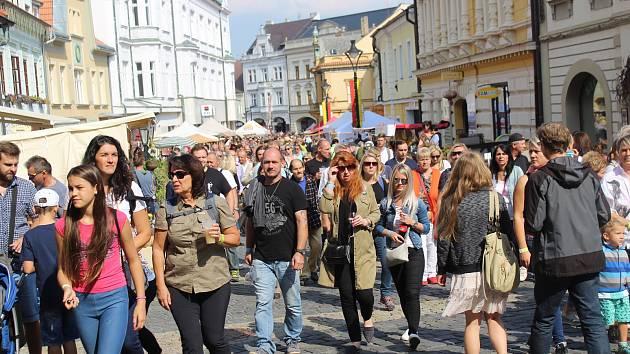 Málokteré vinobraní v Čechách má tak dlouhou tradici jako mělnické.