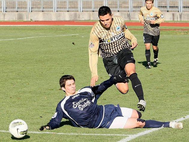 Slovan Liberec B - Sokol Ovčáry
