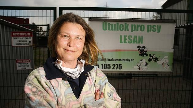 Monika Kolková.