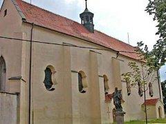 Kostel svatého Vavřince na Pšovce