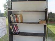 V Mladé Boleslavi mají občané k dispozici dvě knihobudky.
