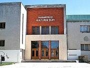 Masarykův kulturní dům v Mělníku.