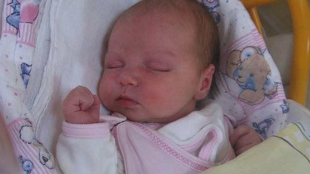 Eliška Týnková se rodičům Michaele Kasáčkové a Miroslavu Týnkovi z Mělníka narodila v mělnické porodnici 28. února 2014, vážila 3,36 kg a měřila 50 cm.