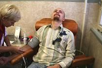 Jak jsem poprvé daroval krev...