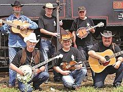 Country kapela Mošňáci.
