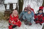 Fotostřípky z Mateřské školy Pohádka v Mělníku