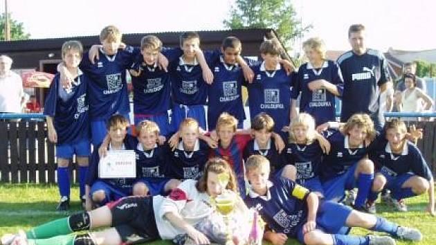 Vítězem letošního ročníku ČEZ CUPu se stali žáci FK Pšovka.