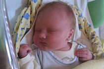 David Bartoš se rodičům Monice a Michalovi ze Zlonína narodil v mělnické porodnici 17. února 2015, vážil 3,94 kg a měřil 50 cm. Na brášku se těší 18měsíční Kačka.
