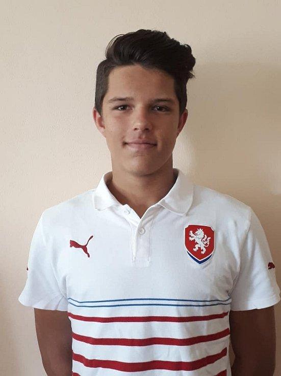 Adam Jirdásek, reprezentant futsalu U19