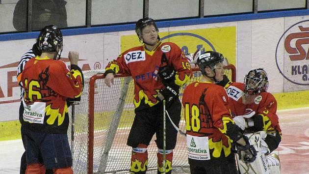 HC Kladno 88 - HC Junior Mělník