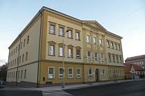 Knihovna v Kralupech.