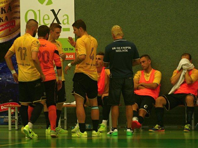Olympik Mělník má za sebou první přípravné utkání, s Teplicemi remizoval 2:2.