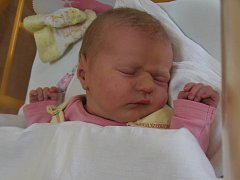 Anna Adamová se rodičům Haně a Michalovi z Tišic narodila v mělnické porodnici 6. července 2015, vážila 3,10 kg a měřila 50 cm. Na sestřičku se těší 2letý Michálek.