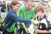 Kába cup, finálový turnaj v Horních Počaplech, 29. června 2014