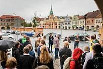 Již devátý ročník festivalu Den architektury bude probíhat ve dnech 1.-7. října v desítkách měst a obcí po celé České republice a na Slovensku.