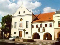 Regionální muzeum v Mělníku.