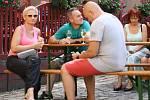 Svatovavřinecké slavnosti mělnických vín a gastronomie se letos konaly už po dvanácté pod názvem Mělnický košt.
