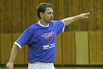 Michal Hamšík je oporou futsalového Olympiku, od léta by mohl posílit i mělnické fotbalisty.