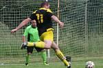 Fotbalisté Tuhaně a Všetat na sebe narazí také v dalším ročníku čtvrté třídy.